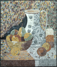 GEO1176 kitchen art stone mosaic