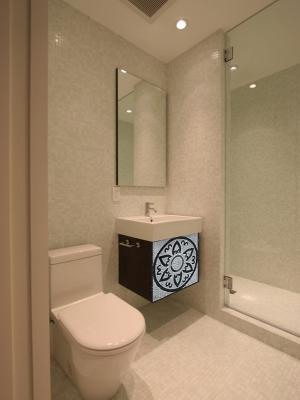Captivating Mosaic Lavatory Base