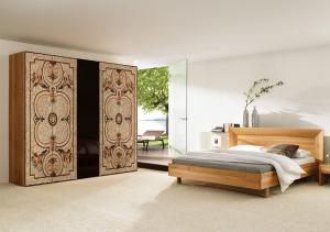 All Wood Wardrobe Mosaic Cover