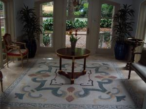 Classical Carpet Design Reception