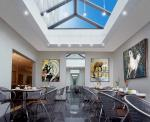 Sky Light Restaurant Horse Mosaic Murals